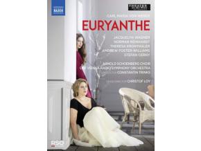 ORF VIENNA RSO / TRINKS - Carl Maria Von Weber: Euryanthe (DVD)