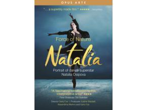 NATALIA OSPIOVA - Natalia: Force Of Nature (DVD)