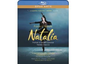 NATALIA OSPIOVA - Natalia: Force Of Nature (Blu-ray)