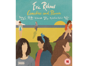 Eric Rohmer - Comedies And Proverbs (Blu-ray Box Set)