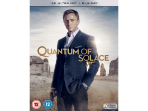 Quantum Of Solace (Blu-ray 4K)