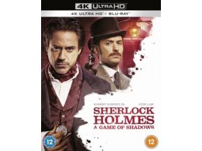 Sherlock Holmes: A Game Of Shadows (Blu-ray 4K)
