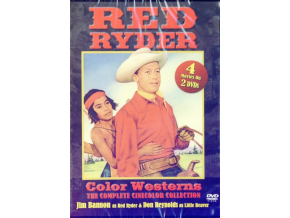 Red Ryder Westerns Color Complete Collection (DVD)