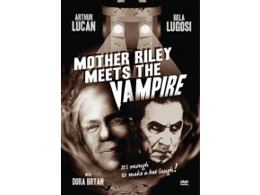 Mother Riley Meets The Vampire (DVD)