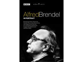 ALFRED BRENDEL - In Portrait (DVD)