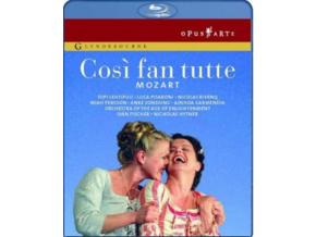 Mozart - Cosi Fan Tutte (Blu-Ray)