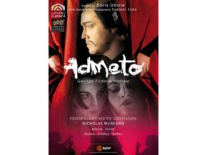 MEAD / ARNET / BLAISE - Handel / Admeto (DVD)