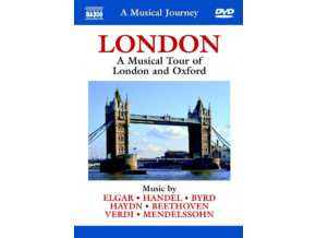 VARIOUS ARTISTS - A Musical Journey / London & Oxford (DVD)