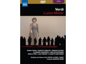 SABBATINI / TAKOVA / BENINI - Versi / Luisa Miller (DVD)