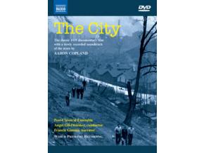 POST-CLASSICAL ENS / ORDONEZ - Copland / The City (DVD)