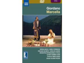 DAOLIO / ORC INT DITALIA / BENZI - Giordano / Marcella (DVD)