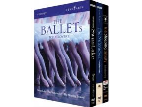 VARIOUS ARTISTS - Tchaikovsky / The Ballets (DVD)