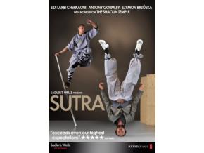 CHERKAOUI / GORMLEY - Sutra (DVD)