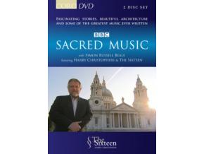 Beale / The Sixteeen / Christophers - Sacred Music (DVD)