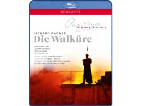 BAYREUTHER FEST / THIELEMANN - Wagner / Die Walkure (Blu-ray)