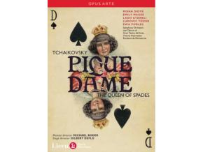 GRAN TEATRE DEL LICEU / BODER - Tchaikovsky / Pique Dame (DVD)