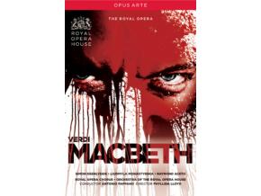 KEENLYSIDE / MONASTRYRSKA / LLOYD - Verdi / Macbeth (DVD)