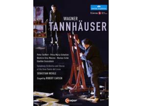 VARIOUS ARTISTS - Wagner / Tannhauser (DVD)