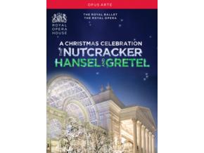 ROYAL BALLET / KESSELS / DAVIS - Nutcracker / Hansel & Gretel (DVD)