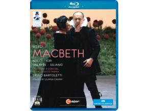 CAVANI / NUCCI / IORI / VALAYRE - Verdi / Macbeth (Blu-ray)