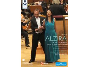KUHN / FACINI / GAZHELI - Verdi / Alzira (DVD)