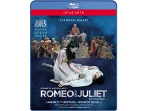 BONELLI / WORDSWORTH - Prokofiev: Romeo & Juliet (Blu-ray)