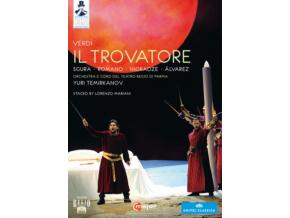 ALVAREZ / SGURA / ORCH PARMA - Verdi / Il Trovatore (DVD)