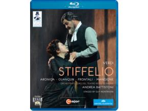 BATTISTONI / ORCHESTRA PARMA - Verdi / Stiffelio (Blu-ray)