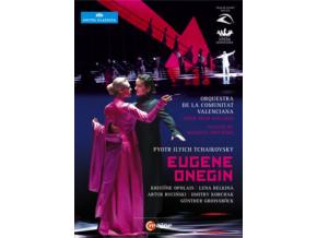 WELLBER / OPOLAIS / RUCINSKI - Tchaikovsky / Eugene Onegin (DVD)