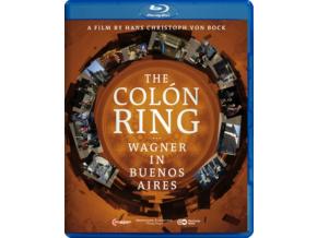 WATSON / SHORE / TEATRO COLON - The Colon Ring Doc (Blu-ray)