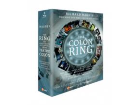 WATSON / SHORE / TEATRO COLON - Wagner / Ring Des Nibelungen (Blu-ray)