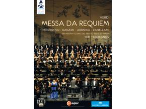 THEODOSSIOU / TEMIRKANOV - Verdi / Messa Da Requiem (DVD)
