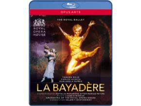 Minkus: La Bayadere (DVD)