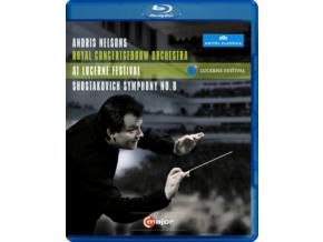 CONCERTGEBOUW ORCH: NELSONS - Shostakovich: Symphony No. 8 (DVD)