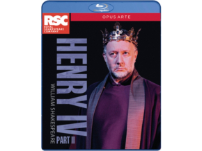 BRITTON / SHER / DORAN - Shakespeare / Henry IV - Pt 2 (Blu-ray)