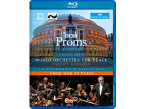 WORLD ORCH FOR PEACE / GERGIEV - Proms - The Unesco Concert For Peace (Blu-ray)