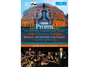 WORLD ORCH FOR PEACE / GERGIEV - Proms - The Unesco Concert For Peace (DVD)