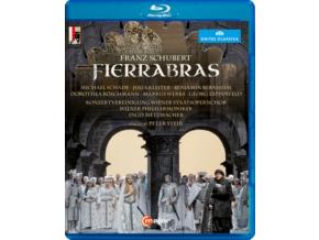 VARIOUS ARTISTS - Schubert / Fierrabras (Blu-ray)