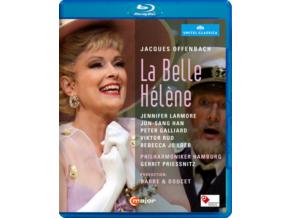 VARIOUS ARTISTS - Offenbach / La Belle Helene (Blu-ray)