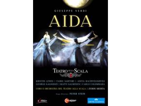 VARIOUS ARTISTS - Verdi / Aida (DVD)