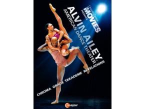 VARIOUS ARTISTS - Alvin Ailey American Dance (DVD)