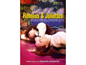 THEATRE DE SURESNES - Couson / Romeos & Juliettes (DVD)