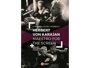 BP / KARAJAN - Maestro For The Screen (DVD)