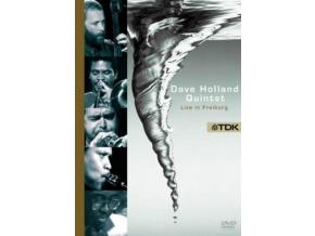 HOLLAND / COLEMAN / EUBANKS / SMITH - Live In Freiburg (DVD)