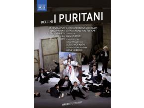 SOLO / STAATSOPER STUTTGART - Bellini / I Puritani (DVD)