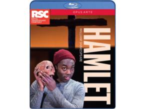 VARIOUS ARTISTS - Shakespeare: Hamlet (Blu-ray)