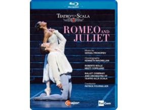 VARIOUS ARTISTS - Prokofiev: Romeo & Juliet (Blu-ray)