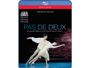 ROJO / ACOSTA / OSIPOVA - Pas De Deux (Blu-ray)