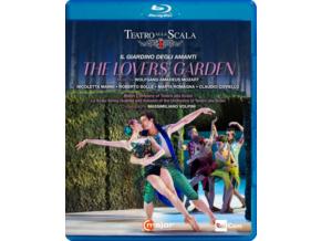 VARIOUS ARTISTS - Mozart: The Lovers Garden (Blu-ray)