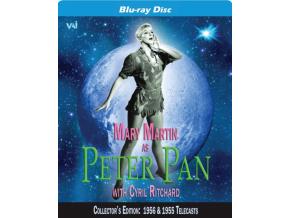 MARTIN / RITCHARD - Styne: Peter Pan (Blu-ray)